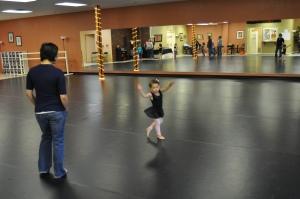 Lina's Dance Class